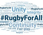 "Kampaň Rugby Europe – ""Rugby for All"""